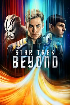 Star Trek Beyond Movie Poster - John Cho, Simon Pegg, Chris Pine  #StarTrekBeyond, #JohnCho, #SimonPegg, #ChrisPine, #JustinLin, #Sci, #FiFantasy, #Art, #Film, #Movie, #Poster