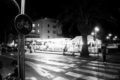 #SanVincenzo #Italy #Street #architecture #street #people #night #tuscany #italia #canon #photography #phyaeph