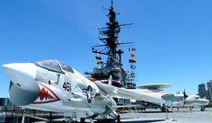 USS Midway Museum, San Diego, CA, USA