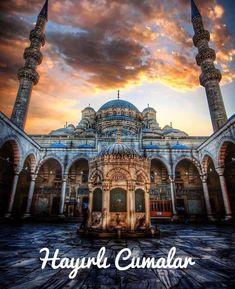 Biz aciziz, SEN Aziz'sin, Biz çaresiziz, çare SEN'sin, SEN'in herşeye gücün yeter, Ne olur, kudretini göster YA RABBi ! #hayırlıcumalar #camii #mosque #mubarak #dua #prayer #allah #clouds #askmeclisicom