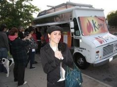 Healthy Food trucks operating around the country. Great news!