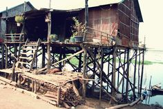 Cambodia, Tonlé Sap, Kompong Kdei, travel, voyage