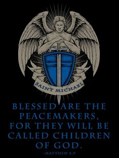 Saint Michael poster for police officers, police veterans, and police supporters. God Tattoos, Dream Tattoos, Future Tattoos, Body Art Tattoos, St. Michael Tattoo, Archangel Michael Tattoo, Archangel Gabriel, Peacemaker Quotes, St Michael Police