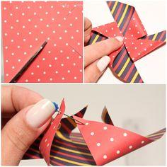 Do It Yourself - DIY - Cataventos de Papel - Decoração de Festa - Tuty - Arte & Mimos www.tuty.com.br
