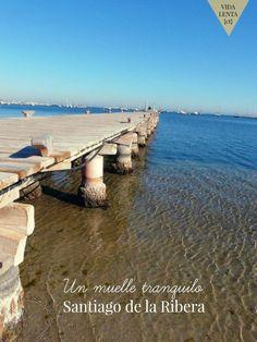 Murcia, Ct, Beach, Water, Outdoor, Boat Dock, Cartagena, Santiago, Life