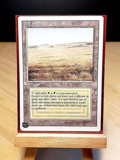 Land Mirrodin Mtg Magic Uncommon 1x x1 1 FOIL Stalking Stones