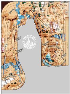 Thunder Mesa Mining Co.: Track Plans