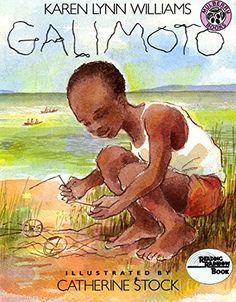 Galimoto (Reading Rainbow Book) by Karen Lynn Williams http://www.amazon.com/dp/0688109918/ref=cm_sw_r_pi_dp_XwkWwb11NXW41