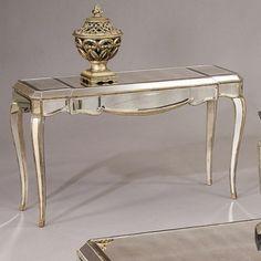 Bassett Mirror Collette Console Table