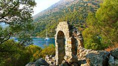 Turkey, Gemiler Adasi, St Nicholas Island, Lycian coast (Credit: Elizabeth Warkentin)