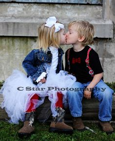 Valentine picture ideas or siblings