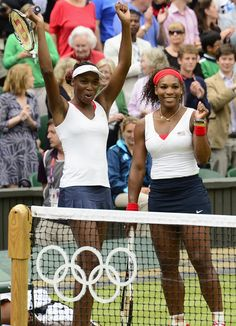FAN FAVORITE DOUBLES TEAM  Serena Williams & Venus Williams  ~~~~~~~There were five teams to choose from & Serena Williams and Venus Williams finished first with 36.0% of the votes (Maria Kirilenko and Nadia Petrova came in second place with 25.5% of the votes)