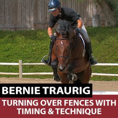 New topic up on EquestrianCoach.com! This video examines the components of turning in the air over a jump. The ability to do so without compromising your horse's jump is crucial in the equitation ring, in handy hunter classes and in most jumper rounds.  http://www.equestriancoach.com/content/turning-over-fences-timing-technique