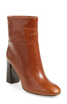 Tory Burch 'Devon' Round Toe Ankle Boot (Women) available at #Nordstrom