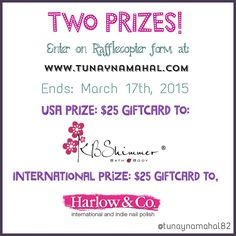 Tunay Na Mahal: 7 Years!? Blogiversary Giveaway!