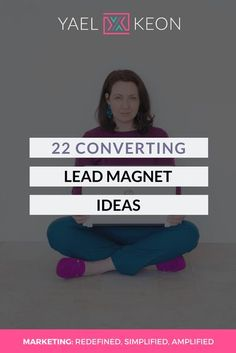 Stuck for a lead magnet idea? Inside you'll find 22 lead magnet ideas with links to live examples. Not only that, you'll find out which type of lead magnet is right for you.  #emailmarketingtips #emailmarketing #emailtips #leadmagnet #optin #listbuilding #signupincentive #freebie #emailfreebie #onlinemarketing Email Marketing Strategy, Small Business Marketing, Content Marketing, Business Tips, Online Marketing, Online Business, Media Marketing, Digital Marketing, Promotion