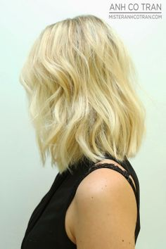 MIAMI: INCREDIBLY SEXY TRANSFORMATION. Cut/Style: Anh Co Tran. Appointment inquiries please call Ramirez Tran Salon in Beverly Hills: 310.724.8167