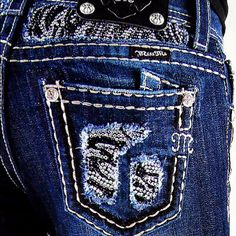 <3 miss me jeans