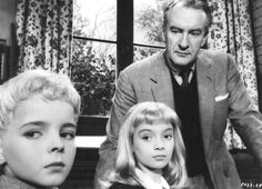 Very few sci-fi films stand the test of time -- Village of the Damned, starring George Sanders, is still among the creepiest. Best Classic Movies, Turner Classic Movies, Classic Sci Fi, 1960s Movies, Sci Fi Movies, Old Movies, Science Fiction, Hattie Mcdaniel, Indigo Children