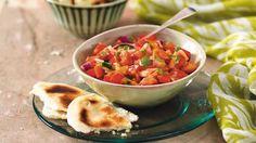 Tomato Salsa-lubrious