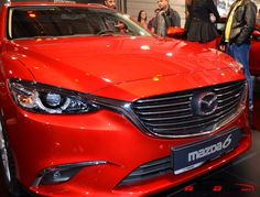 Black Red Cold Air Intake Kit For 2003-2008 Mazda6 Mazda 6 3.0L V6