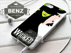 A New Musical Wicked - iPhone 4/4s/5/5c/5s Case - Samsung Galaxy S2 i9100, S3 i9300, S4 i9500 Case