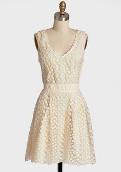 Meet Cute Lace Dress By Nick & Mo   Modern Vintage Dresses