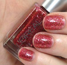 L'Oréal Paris - Fancy Me (Diamonds Collection LE Holiday 2012) / BeautyJunkiesUnite