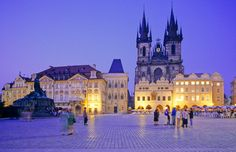 Czech Republic...always wanted to go! And my man is czech so i say we go