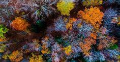 25 hermosos paisajes fotografiados con drones