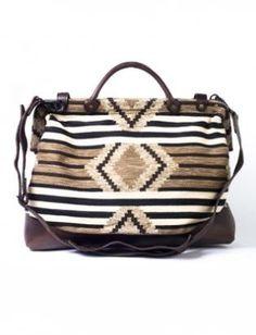 RRL- Navajo Print Bag