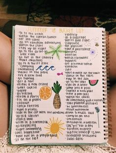 summer goals for teens Journal, summer bucket list - summergoals Summer Bucket List For Teens, Summer Fun List, Summer Goals, Teen Bucket List, Fun Bucket List Ideas, Senior Bucket List, High School Bucket List, Teenage Bucket Lists, Bullet Journal Ideas Pages