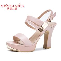 Cheap shoes sandals sale, Buy Quality sandal tree shoes directly from China sandal hiking shoes Suppliers:    AOKANG 2016New Arrival Women High Heel shoes Brand Women Pumps Women  Fashion shoes  Free shippingUSD 110.00/pieceAok