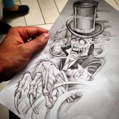 jekyll and hyde tattoo - Google Search