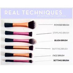 realtechniquesbeauty's photo on Instagram