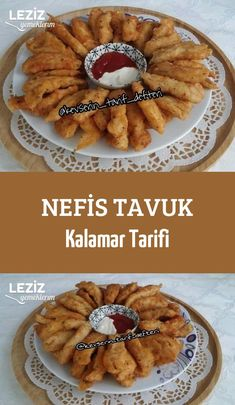 Nefis Tavuk Kalamar Tarifi Squid Recipes, Meat Recipes, Chicken Recipes, Dinner Recipes, Recipe Chicken, Easy Eat, Breakfast Toast, Food Articles, Food Categories