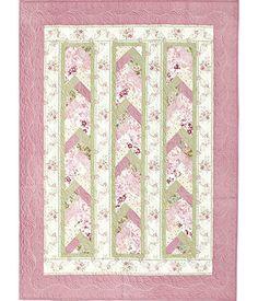 Braid in a Day: Eleanor Burns Signature Pattern 735272012825 735272012825 - Quilt in a Day / Quilt Patterns Jelly Roll Quilt Patterns, Beginner Quilt Patterns, Baby Quilt Patterns, Quilt Tutorials, Quilting Patterns, Pink Quilts, Lap Quilts, Scrappy Quilts, Jellyroll Quilts