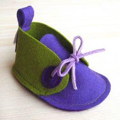 Fabriquer Des Chaussures pour Poupées | les petits trucs de mamans: les chaussures de bébé