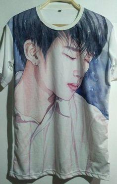 T-Shirt #Write ... Nam Woo Hyun
