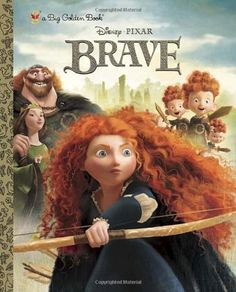 Brave Big Golden Book (Disney/Pixar Brave) (a Big Golden Book) by RH Disney. $9.99. Publication: May 15, 2012. Series - a Big Golden Book. Reading level: Ages 3 and up. 64 pages. Publisher: Golden/Disney (May 15, 2012)