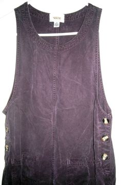 """$17.00 Talbots Petites Purple Dress Fits up to 36""""Bust Size Small Free Shipping"""