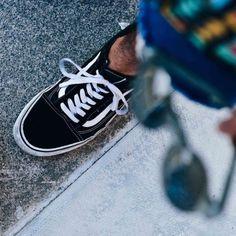 UOonYou via @tplemos | Vans Old Skool Core Black Trainers | Men's | Shoes | Trainers | UO Community | Urban Outfitters #Uoonyou #Urbanoutfitters #Uoeurope