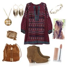 """""""outfit bobo"""" by alexia7528 on Polyvore featuring Isabel Marant, Vince Camuto, ALDO, Nikko, Panacea and Cult Gaia"""