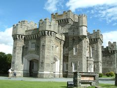 Wray Castle - Wikipedia