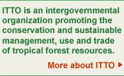 The International Tropical Timber Organization (ITTO)