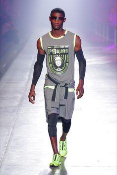Sfilata Moda Uomo Plein Sport Milano - Primavera Estate 2018 - Vogue