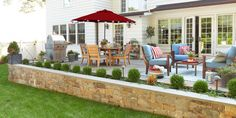 Use these tips to create a backyard oasis no one will ever want to leave.