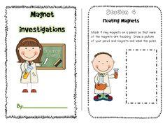 Free Magnet Activities