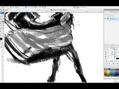 Digital Painting - Sketch Timelapse