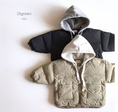 """New Winter releases by Digreen: """"The standard of daily wear"""". This is how Digreen describes its boyswear and unisex clothing style. Toddler Outfits, Baby Boy Outfits, Kids Outfits, Kid Swag, Baby Swag, Baby Boy Fashion, Kids Fashion, Baby Kids Wear, Newborn Boy Clothes"""